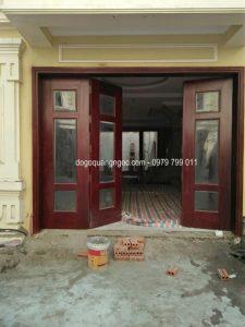 Mẫu Cửa Gỗ 4 Cánh Đẹp Nhất Cho Ngôi Nhà Của Bạn
